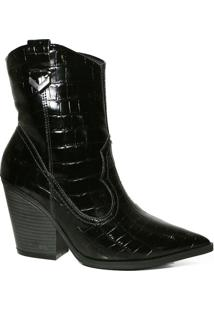 Bota Ramarim Croco 19-54104 Cowntry
