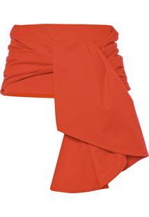 Cinto Feminino Origami - Vermelho