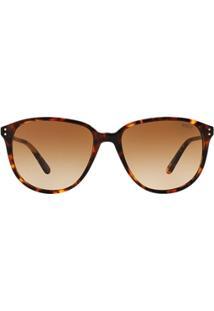 Óculos De Sol Polo Ralph Lauren Redondo Ph4097 Feminino - Feminino