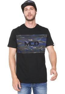 Camiseta Mcd Water Cinza
