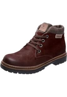 Bota Mega Boots 6018 Vinho