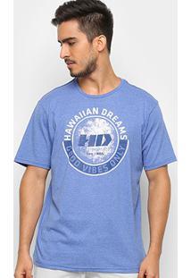 Camiseta Hd Good Vibes Only Masculino - Masculino
