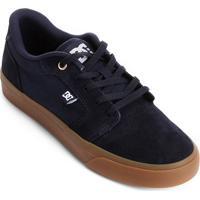 8d720ffb51 Tênis Dc Shoes Anvil La Masculino - Masculino-Marinho
