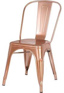 Cadeira Iron Tolix Cobre - 44589 - Sun House