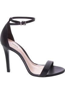 Sandália Single Stiletto Black | Schutz