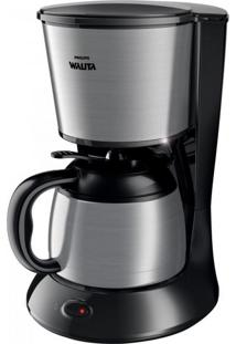 Cafeteira Com Jarra Ultrarresistente 220V Ri7476/20 Preto Philips Walita