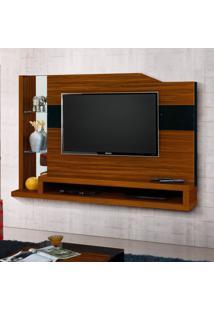 Painel Para Tv 50 Polegadas Decore Imbuia