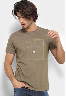 Camiseta Hang Loose Silk Rasta Masculina - Masculino
