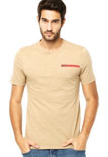 Camiseta Triton Marrom