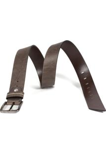 Cintos Milano Masculino - Masculino-Marrom