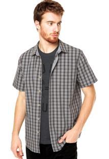 Camisa Billabong Cinza