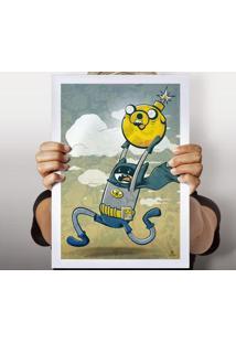 Poster Adventure Bomb