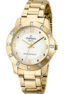 Relógio Champion Dourado - Cn27312H