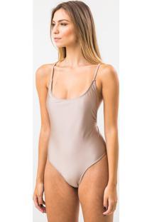 Body Ecow Nude Básico