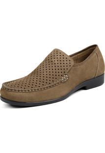 Sapato Sw Marrom Claro