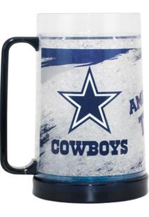 Caneca Gel Térmico Dallas Cowboys- Nfl - Unissex