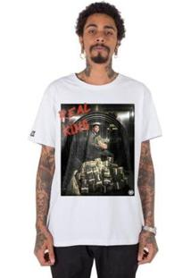Camiseta Stoned Real King Masculina - Masculino