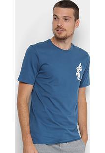 Camiseta Nike Sb Tee Vertical Dye Masculina - Masculino