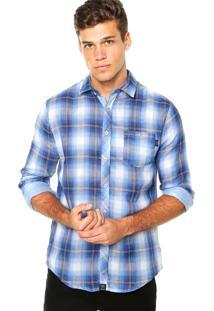 Camisa Triton Celso Azul