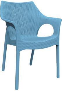 Cadeira Relic Azul
