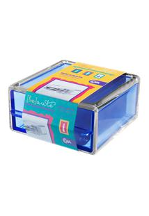 Mini Gaveta Organizadora Beauté 10,3 X 10 X 5,4 Cm Azul Coza