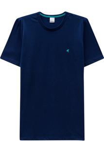 Camiseta Slim Botonê Malwee