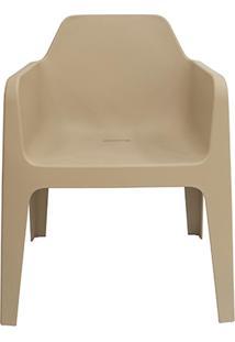 Poltrona Plus 630 Chair Sabbia