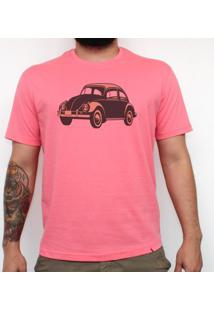 Fusca - Camiseta Clássica Masculina