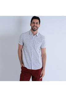 Camisa Masculina Red Nose