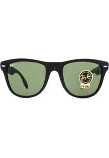 Óculos Ray Ban Wayfarer Folding/Dobrável Rb4105 601S-54 - Masculino