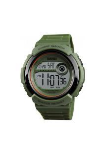 Relógio Skmei Masculino -1367- Verde