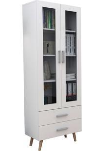 Armário Multiuso Com 2 Portas Arm3004-Appunto - Branco