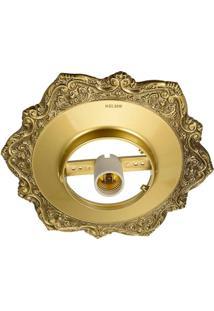 Plafonier Bronze Com Soquete Bv Pavilonis