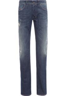 Calça Masculina Safado L.32 Trousers - Azul Marinho
