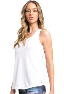 Regata Nadador Com Recorte- Branca- Vestemvestem