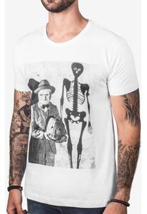 Camiseta Velho Halloween 103253