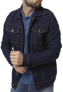 Jaqueta Jeans Vizzy Masculina - Masculino
