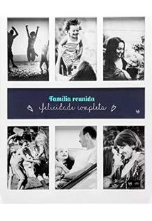 Painel De Fotos Familia Reunida