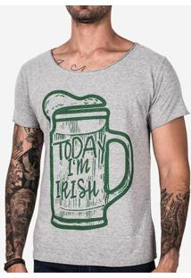 Camiseta Today I´M Irish 102754