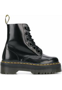 Dr. Martens Ankle Boot Molly - Preto