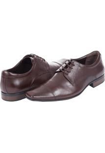 Sapato Social Masculino Marrom - 38