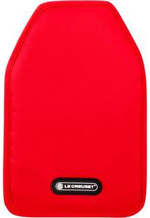 Cooler Sleeve Em Nylon Le Creuset Vermelho
