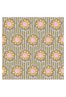 Papel De Parede Autocolante Rolo 0,58 X 3M - Floral 210107