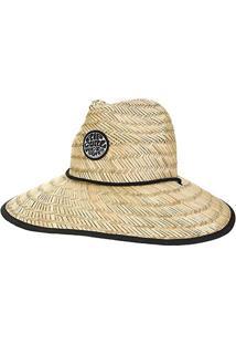 Chapéu Rip Curl Wetty Straw Hat - Unissex-Bege