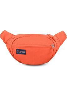 Pochete Shoulder Bag Jansport Fifth Avenue 2,5 Litros - Unissex-Laranja