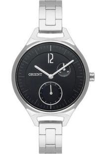 Relógio Orient Feminino Eternal Analógico - Feminino-Prata