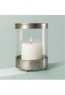 Luminária Mercier Cor: Prata - Tamanho: Único