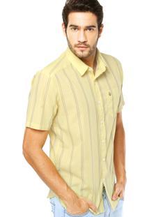 Camisa Volcom Why Factor Verde