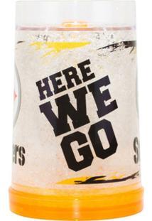 Caneca Gel Térmico Pittsburgh Steelers- Nfl - Unissex