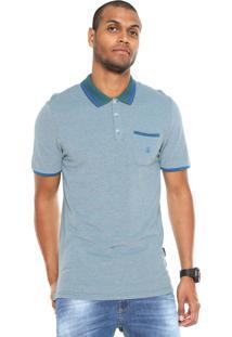 Camisa Polo Volcom Pocket Verde